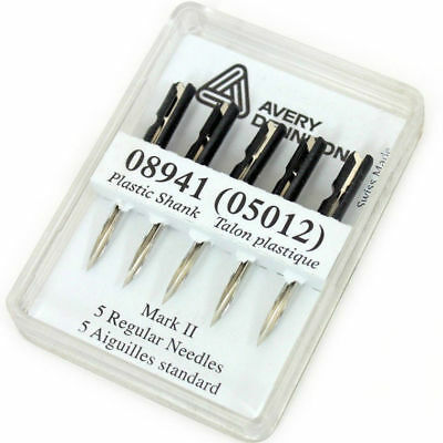 Avery Replacement Needles For Mark II Swiftach Tagging Gun • 12.50£