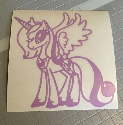 Princess Luna My Little Pony Decal Car Window Sticker • 1.81£