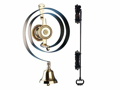 £85.50 • Buy Mechanical Butlers Bell And Iron Pull Kit