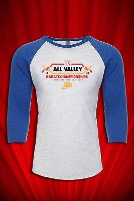 $21.99 • Buy All Valley 1984 Karate Kid Championship Tee T-SHIRT FREE SHIP USA