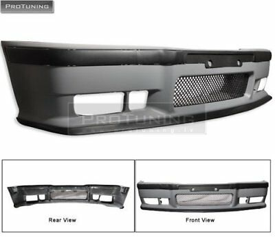 $ CDN176.18 • Buy For BMW E36 92-98 OEM FACTORY STYLE M3 FRONT Full BUMPER Set W/ GRILLE + LIP