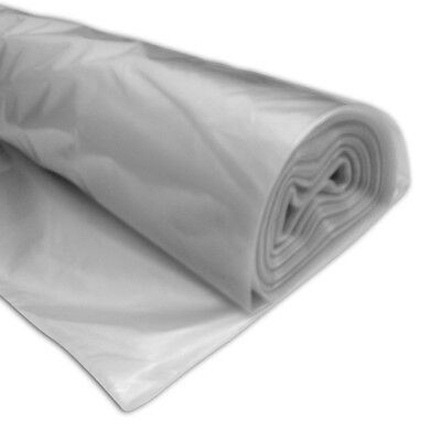 £12.99 • Buy Eco TPS Temp Protective Clear Plastic Sheeting 25 X 4m Roll Vapour Dust Barrier