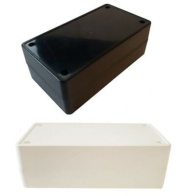 £7.35 • Buy ABS Plastic Small Enclosure Project Potting Boxes *Made In The UK* RX4005
