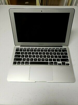 $320 • Buy Apple MacBook Air 1.6 I5 4GB Ram 128GB SSD (MJVM2LL/A) (2015) Good Condition