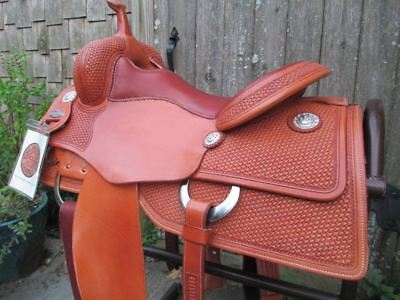 cowhorse saddle
