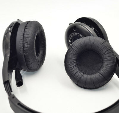 AU14.43 • Buy 2 Pair Ear Pads Cushion For Logitech H600 609 390 H760 / Jabra Move Wireless