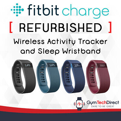 View Details Refurbished Fitbit Charge Wireless Activity Wristband • 39.99£
