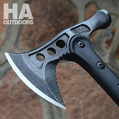 AU39.32 • Buy Outdoor Hunting Camping Hammer Axe-Survival Tactical Rescue Chopping Felling Axe