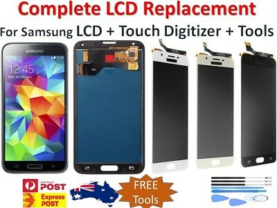 AU44.87 • Buy For ALL Samsung Galaxy S9 S8 S5 J2 J5 J7 J8 LCD Touch Screen Replacement Display