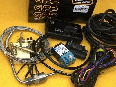 AU496.66 • Buy Electronic Boost Controller Diesel 50 Psi + EGT Display GFB D-Force III 3007