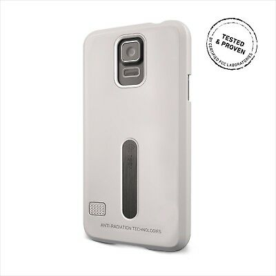 Vest Anti-Radiation Case Cover Radiation Protector For Galaxy S5 - White • 14.08£