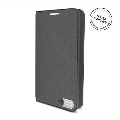 Vest Anti-Radiation Wallet Card Holder Case PU Leather For IPhone 6/6s PLUS Gray • 27.60£