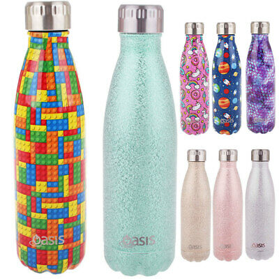 AU25 • Buy Oasis 500mlL Water Thermo Insulated Bottle/24h Cold/12h Hot/Drink/Dual Wall/S/S