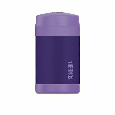 AU34 • Buy THERMOS Food Jar 470ml With Spoon Purple AUTHENTIC Lunch Box Hot Cold