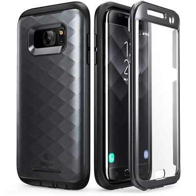 $ CDN21.04 • Buy For Samsung Galaxy S7 Edge Case, Clayco Hera Series Full-Body Cover With Screen