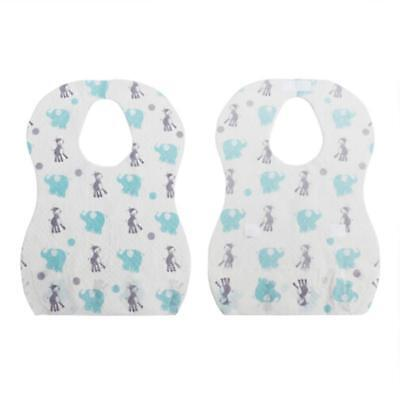 £2.94 • Buy Baby Childrens Large Disposable Training Travel Outdoor Feeding Bibs T