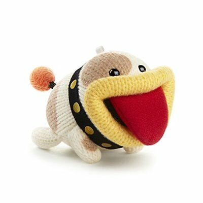 AU330.99 • Buy Nintendo Amiibo Japan Yarn Poochy Yoshi's Woolly World