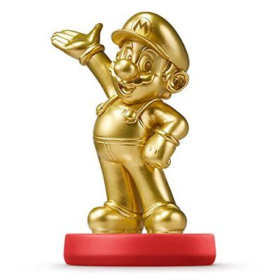 AU272.51 • Buy NEW Amiibo Gold Mario Japan Ver. Super Smash Bros