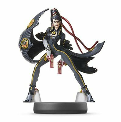 AU77.35 • Buy Nintendo Amiibo Japan Bayonetta 2P Fighter Super Smash Bros
