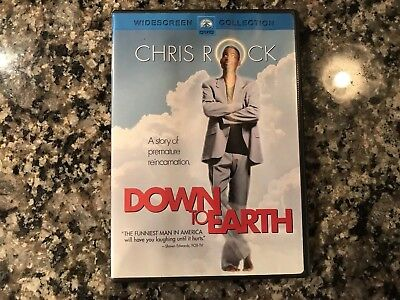 £4.24 • Buy Down To Earth Dvd! 2001 Comedy.