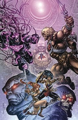 $3.20 • Buy Injustice Vs The Masters Of The Universe #3 (of 6)
