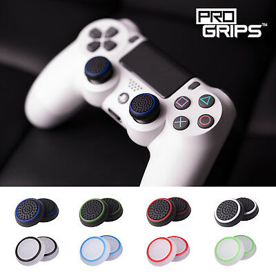 AU4.38 • Buy 2 X Pro Grips™ Thumb Stick Cover Grip Caps For Sony PS5 PS4 Controller Joystick