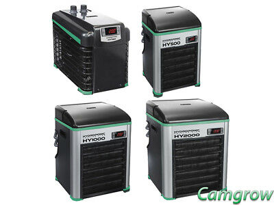 Tecoponic - Digital Thermostat Hydroponic Water Chiller & Heater  • 369.95£