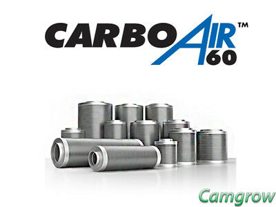 CarboAir 60 SystemAir  Professional Carbon Filters Grow Room/Tent Odour Control  • 219.95£