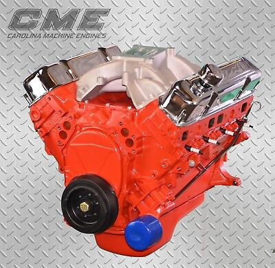 440 Chrysler-mopar 425 Horsepower 500 Lbs Torque Dyno Tested Crate Motor Engine • 5,696$