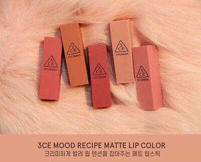 AU30.29 • Buy Stylenanda 3CE Mood Recipe Matte Lip Color Lipstick 3.5g NIB 218/219/220/221/222