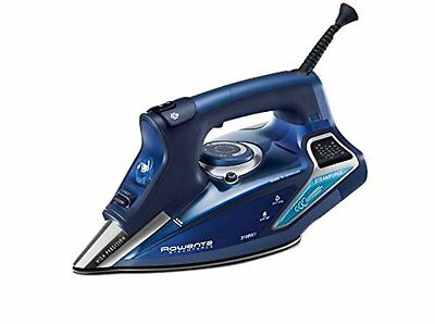 View Details Rowenta Dw9240 Pro Steam Iron, 3100w, Blue, 230-240v • 49.95£