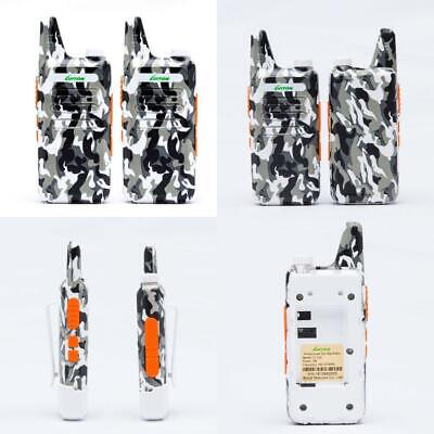 $ CDN43.16 • Buy 2 Way Radio Walkie Talkies Long Range For Outdoor Camping Hiking LT-316 Camo