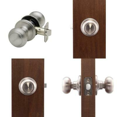 Copper Creek CK2020SS Colonial Passage Door Knob, Satin Stainless  • 9.15£