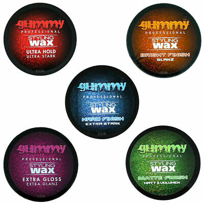 £6.25 • Buy Gummy Hair Styling Wax-for Extreme Hold & Look By Fonex-free Uk Post!!!!