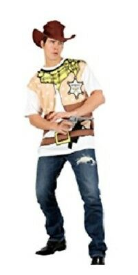 EZ Cowboy (YMCA), Adult Mens Costume, Small, (Wicked Costumes) • 7.99£