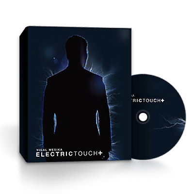 Electric Touch+ (Plus) DVD And Gimmick By Yigal Mesika - Trick • 225.45£