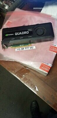 $ CDN1701.82 • Buy Nvidia Quadro K5000 Bios Ver:80.04.e2.00.10 Video Card 900-52004-2200-000 H
