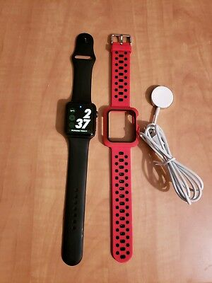 $ CDN360.60 • Buy Apple Watch Series 2 Nike+ 42mm Black With GPS
