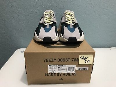 $ CDN884.02 • Buy Brand New DS Yeezy Wave Runner 700 Size 10.5 2018 100% Authentic Kanye West