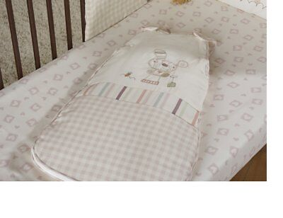 Baby Baxter And Rosie 0-6 Month Sleep Bag Nursery Decoration Accessories Gifts • 15.99£
