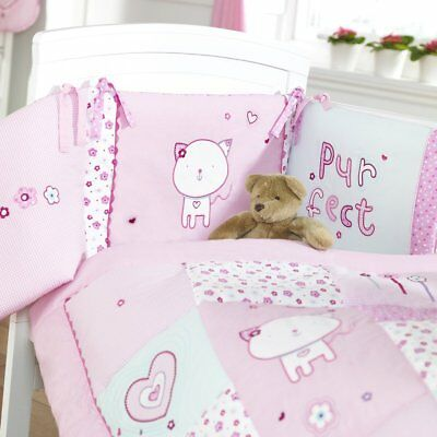 Baby Purfect Cot BedBumper Nursery Decoration Accessories Gifts By Bed E Byes • 22.90£