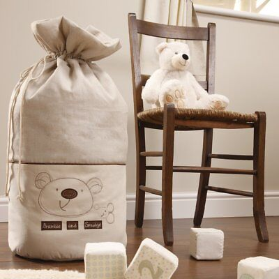 Baby Bramble And Smudge Laundry Bag Nursery Decoration Accessories Gifts • 8.99£
