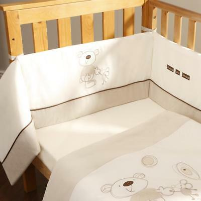 Baby Bramble And Smudge Cot BedBumper Nursery Decoration Accessories Gifts • 23.99£