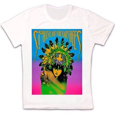 Siouxsie And The Banshees 80s Post Punk Retro Vintage Hipster Unisex T Shirt 34 • 5.95£