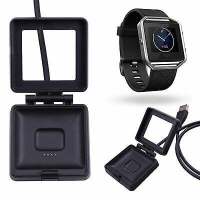 $ CDN6.99 • Buy For Fitbit Blaze USB Charging Cable Lead Power Charger Dock Cradle Wristband