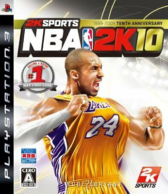 AU130.89 • Buy PS3 NBA 2K10 [Japan Import]