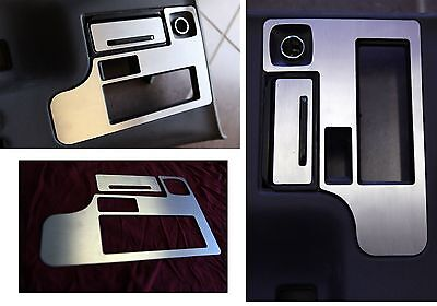 AU33 • Buy Custom Made Hsv Vn/vp/vs/vr Holde Calais Console Dash Alloy Plate Decal