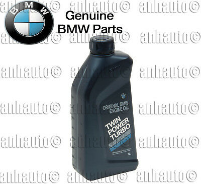 $ CDN29.83 • Buy Genuine BMW Full Synthetic Motor Oil 5w-30 (1-Liter)