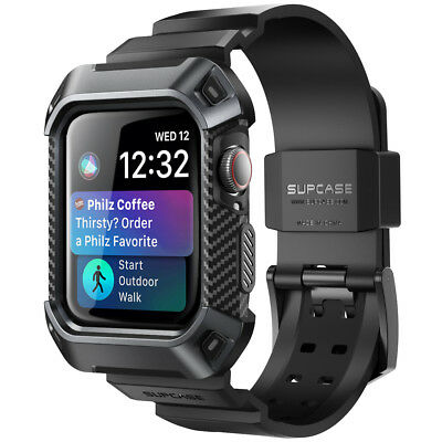 $ CDN23.59 • Buy Apple Watch 4 5 6 SE 40mm 44mm Case SUPCASE Rugged Protective Cover Band