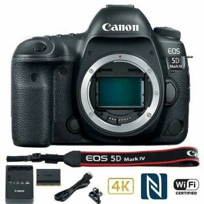 View Details Canon EOS 5D Mark IV / MK 4 DSLR Camera (Body Only) • 1789.99$